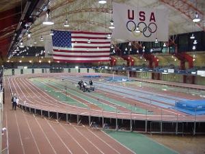 armory track
